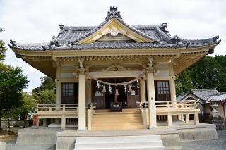 岩田八幡宮