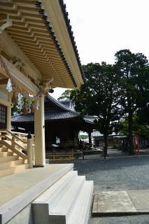 岩田八幡宮と琴平神社