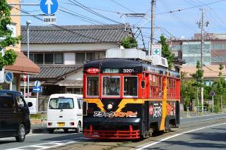 モ3200形(ブラックサンダー)