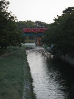 名鉄 菅生川橋りょう