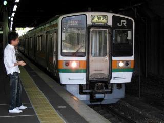 JR東海 211系