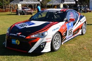 86 166号車 2012ニュル24時間耐久レース クラス優勝車