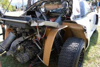 WRC グループS 試作開発車