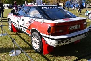 トヨタ セリカ GT-FOUR ST165 1990サファリラリー優勝車
