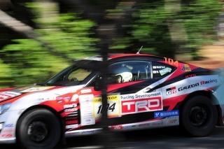 モリゾウ・竹下紀子 GAZOO Racing TRD 86
