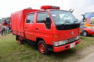 消防本部 広報6号車 広報車 トヨタGB-YY131