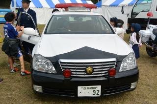 愛知県警 パトカー トヨタクラウン