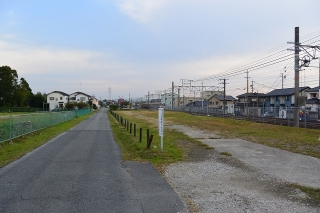 名鉄バス専用道路