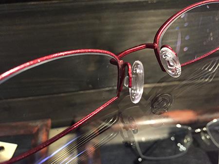 新潟県 長岡 三条 柏崎 眼鏡 めがね フレーム 修理