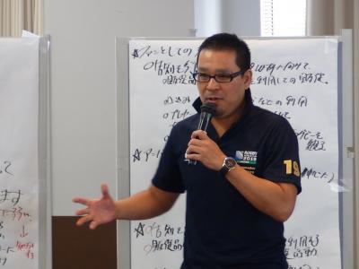 アンバサダー 増保氏