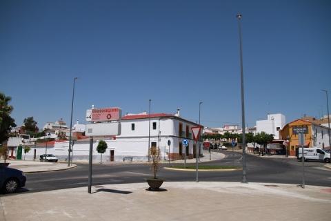 サンティポンセの街の様子 01