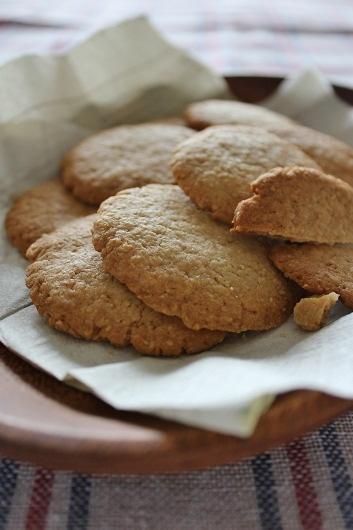 米ぬかクッキー3
