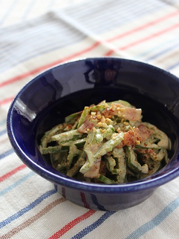 チリピーマンサラダ1