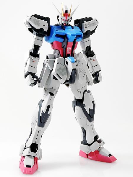 MG エールストライク Ver.RM 製作039