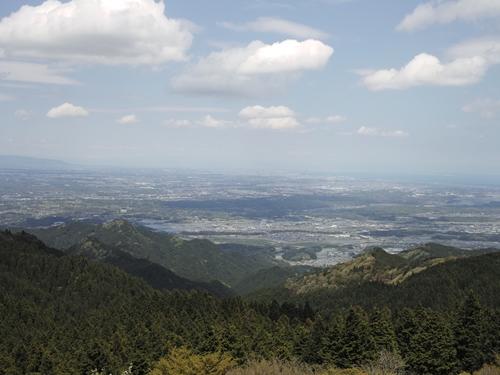 愛知県方面