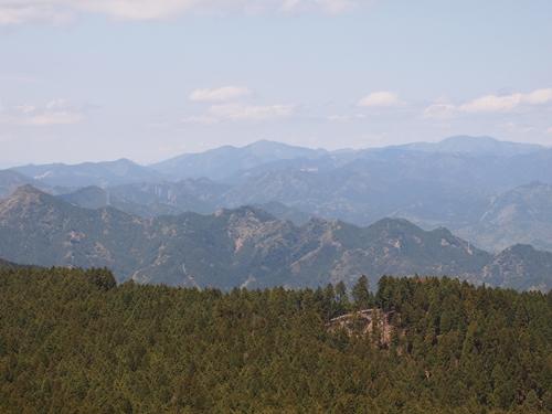 鈴鹿山脈2