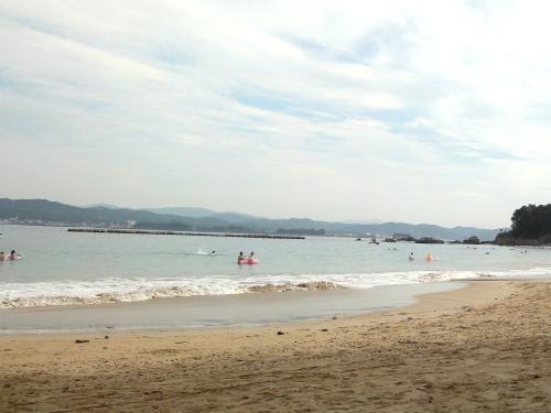 14海へ!2