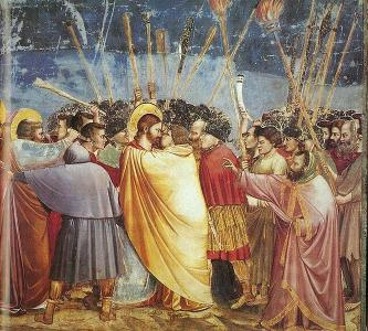 666px-Giotto_-_Scrovegni_-_-31-_-_Kiss_of_Judas.jpg