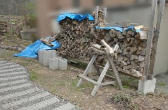 薪置場は同位置再建