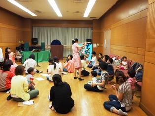 2013.05.31 ぱぴ都筑 flute
