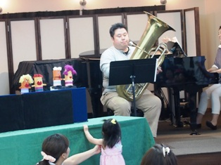 2013.06.05 ぱぴプレミュージック日吉