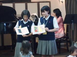 2013.07.03 職業体験の中学生