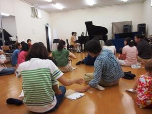 2013.07.10 ぱぴプレ都筑の様子