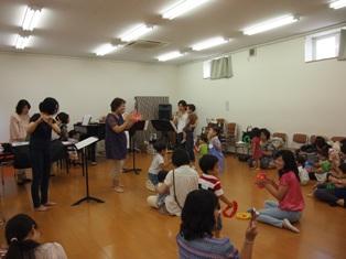 2013.07.10 公演終了後のおたのしみ