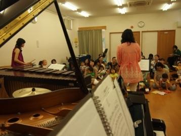 2013/09/11 楽器遊び