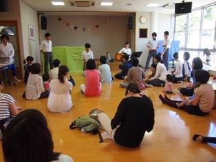 2013.09.27 桜井さんと中学生