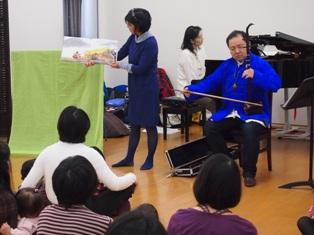 2013.11.13 ヤンメイズと二胡