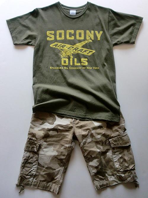 socony & camopan
