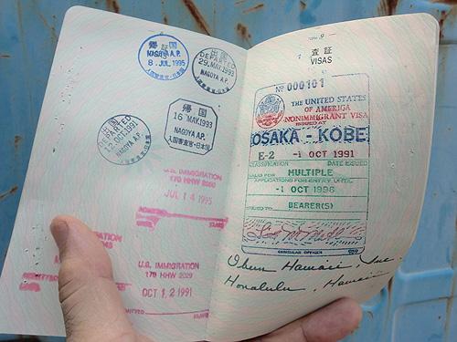 my e2 visa