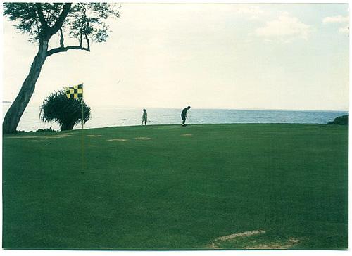 mauna kea golf