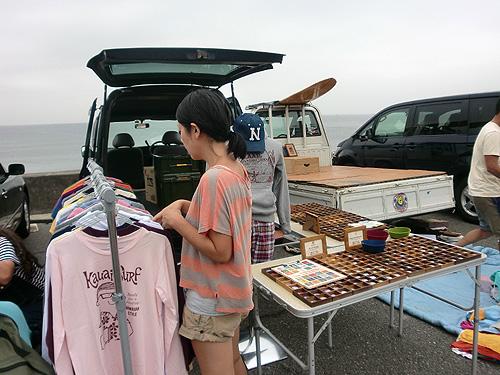 shonan flea market