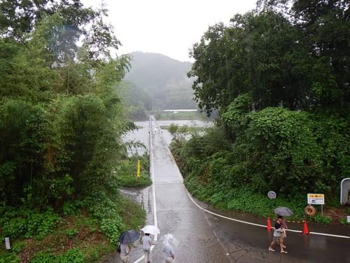 佐田沈下橋1