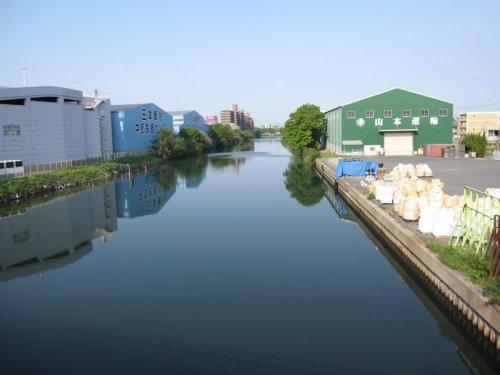 荒子川運河