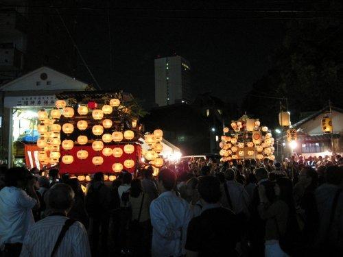 花車例大祭(夜)1