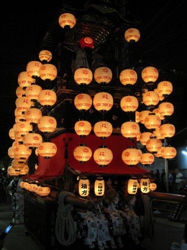 花車例大祭(夜)2