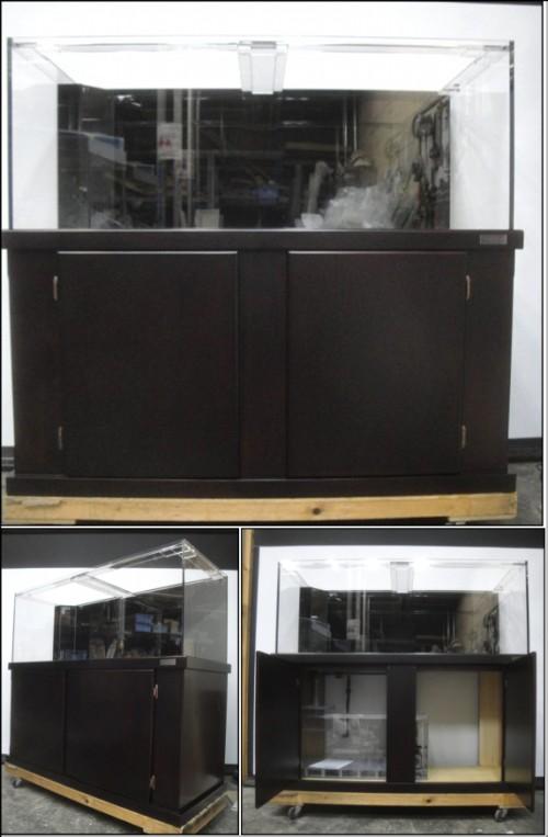 W1500×D600×H600アクリル水槽