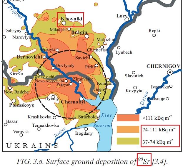 NHKストロンチウム汚染地図3