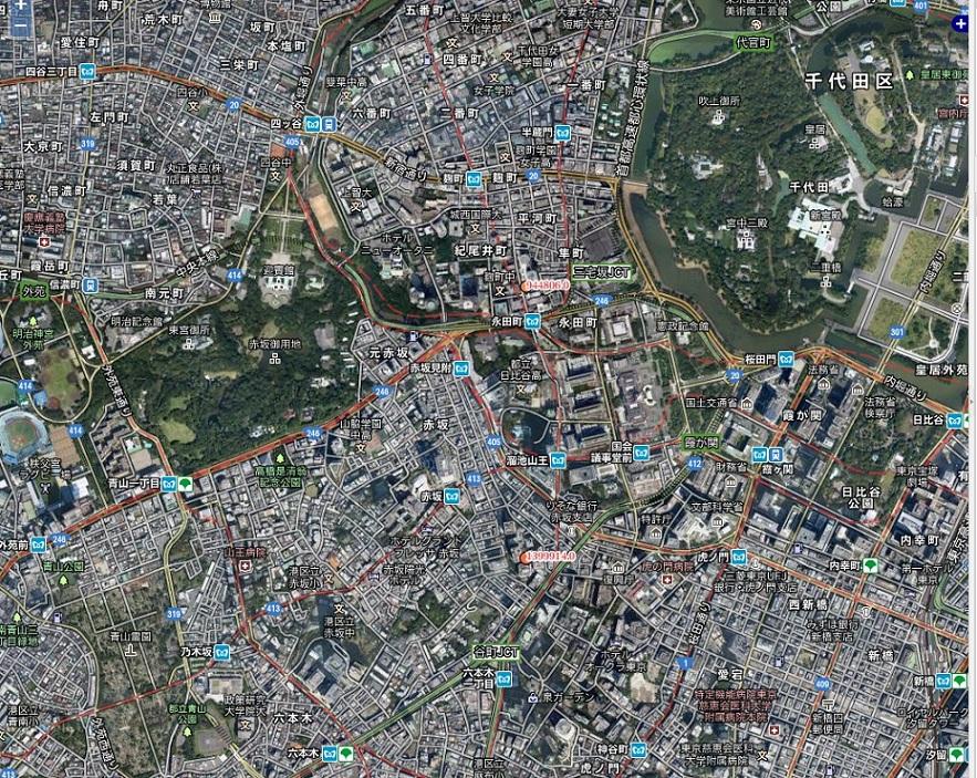 東京都ヨウ素