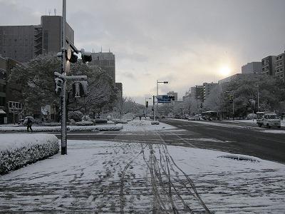 広島の雪 1