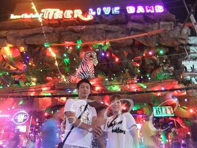 プーケット夜遊びツアーはプーケット島風案内人の夜遊びナイトライフ