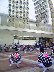 竿灯アゴラ広場