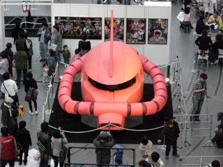 ガンダムワールド2011 in札幌