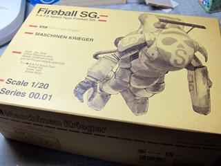 Fireball SG.