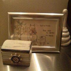トイレの絵