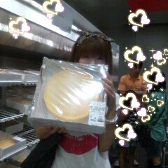 チーズケーキ!