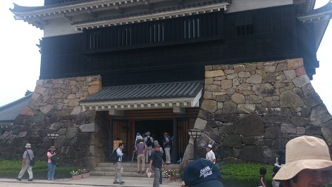 清洲城入口